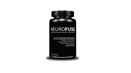 NeuroFuse Review – Brain & Memory Supplement