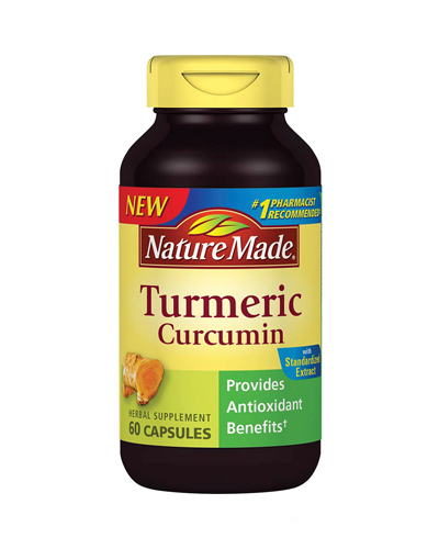 Nature Made Turmeric Curcumin Review – Is It Safe?