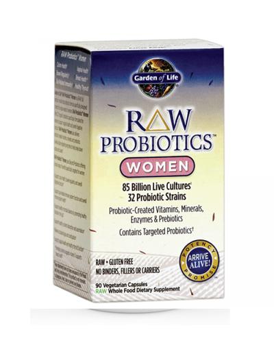 Garden of Life Raw Probiotics Review – Is It Safe?